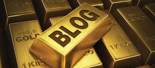 Blog gold